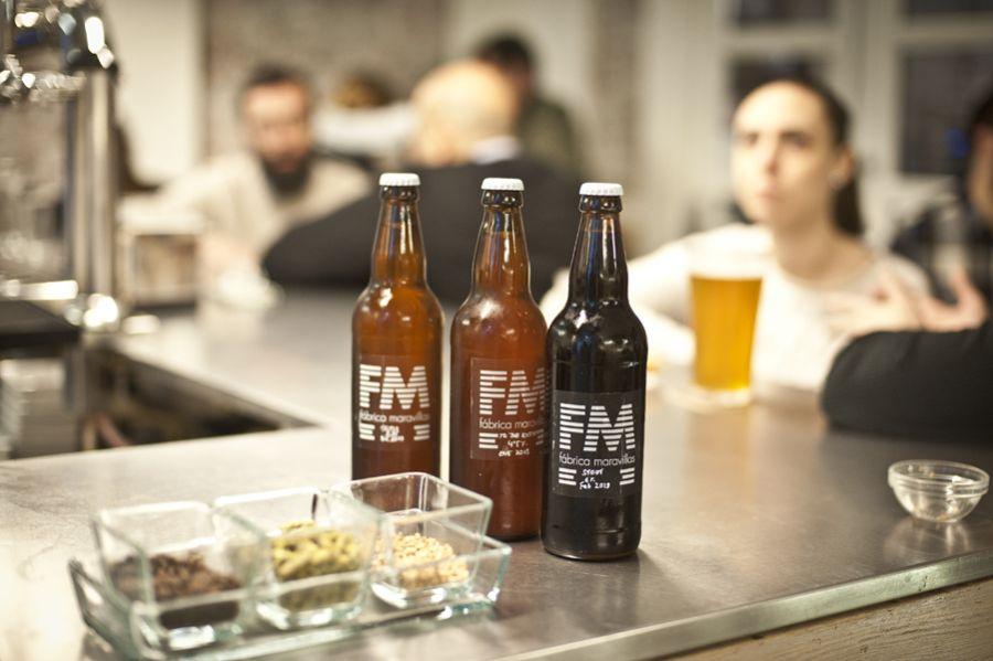 FÁBRICA MARAVILLAS. Amor incondicional por la cerveza artesana