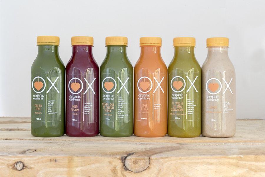 ORGANIC EXPERIENCE. Una experiencia detox llena de sabor