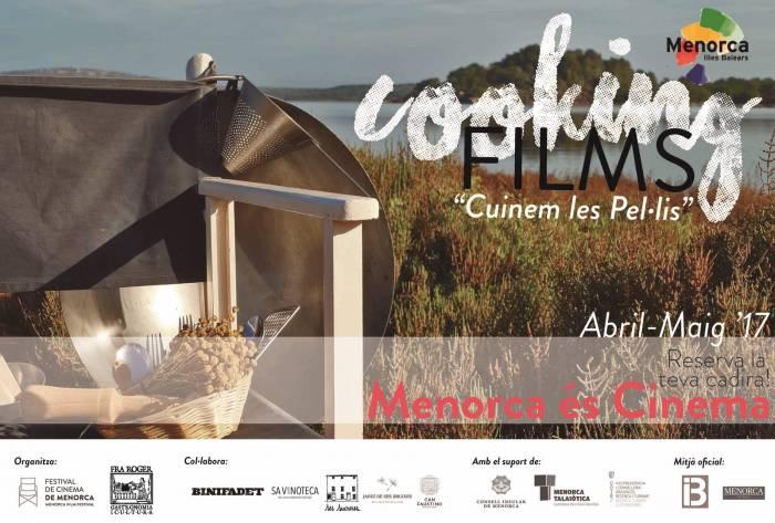 COOKING FILM. Todo el sabor de una Menorca de cine.