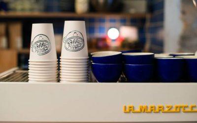 HOLA COFFEE. Excelencia y perfección para un café de campeonato