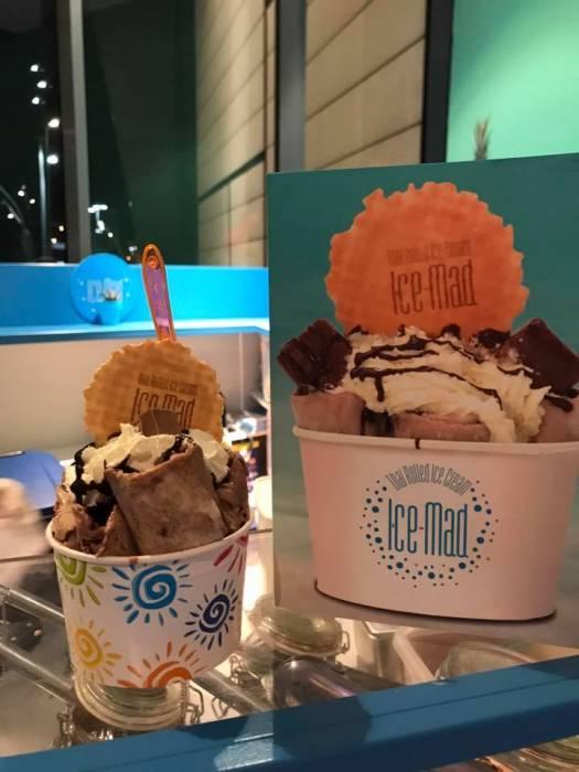 Ice mad el espect culo de los helados roll tailandeses for Espectaculo que resulta muy aburrido crucigrama