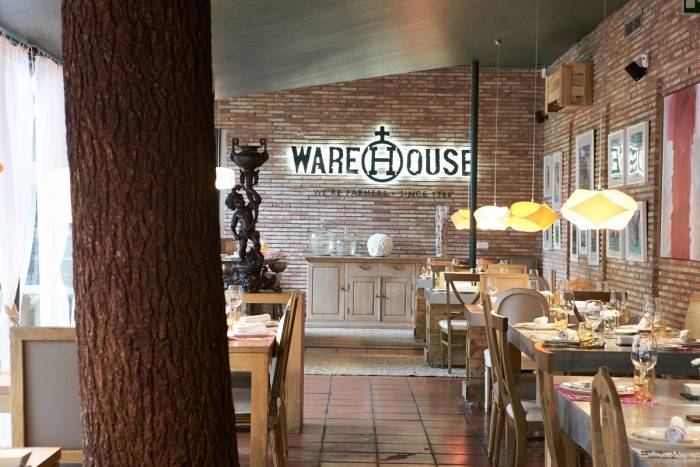 WAREHOUSE MADRID. Un brunch elaborado desde la granja a la mesa