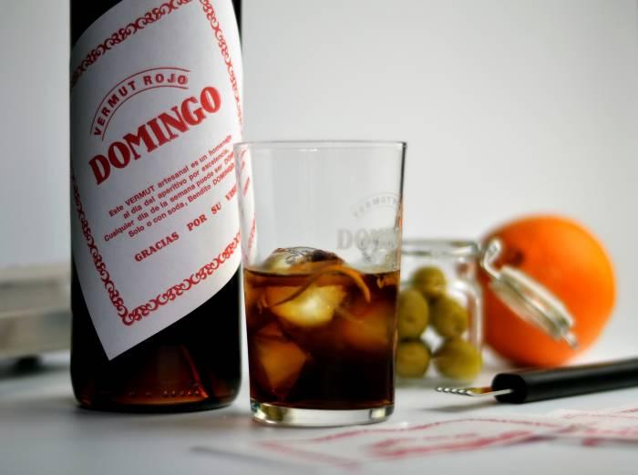 DOMINGO VERMUT.  Un homenaje al aperitivo por excelencia