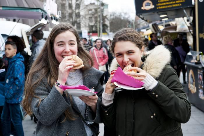 EXPO FOOD TRUCKS. La gastronomía callejera nos espera en Nuevos Ministerios