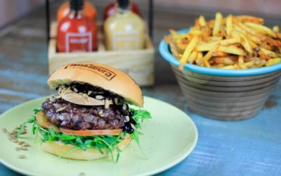 TIMESBURG. Hamburguesas gourmet recién llegadas a Madrid