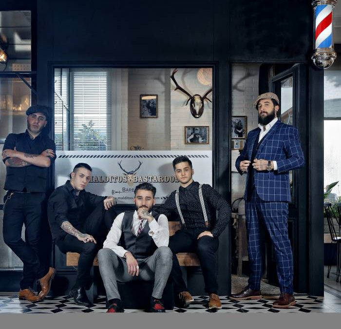 MALDITOS BASTARDOS. La nueva barbería de ONLY YOU HOTEL ATOCHA