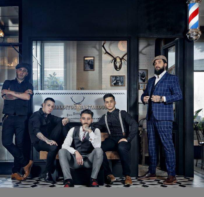 MALDITOS BASTARDOS. La nueva barbería de ONLY YOU HOTEL ATOCHA