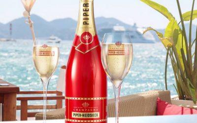 PIPER-HEIDSIECK. Un champagne de cine