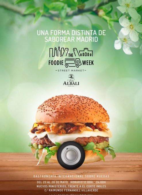 THE FOODIE WEEK VIÑA ALBALI. Nueva ubicación para la celebración de la primavera