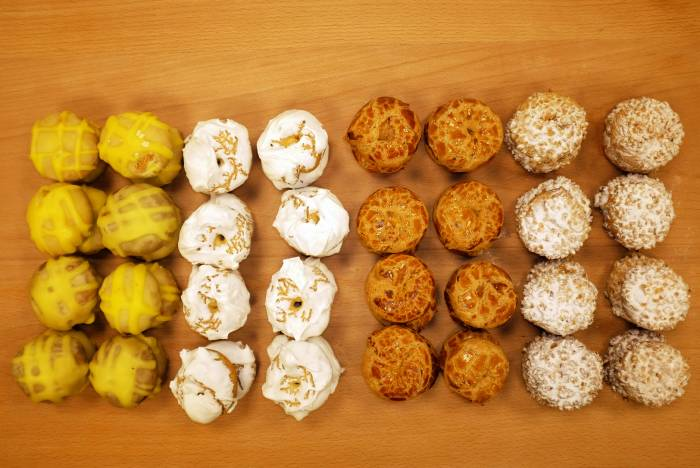 PANOD. Las rosquillas delicatessen de San Isidro