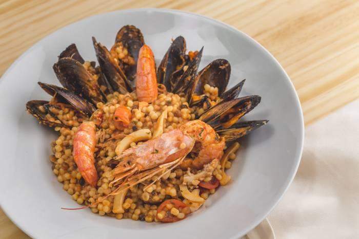 ¡TU! PASTA. Un encuentro gastronómico con la Italia apasionada