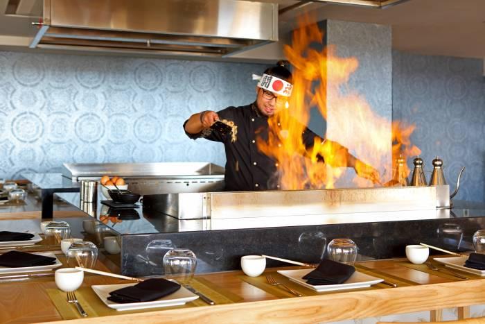 HARD ROCK HOTEL TENERIFE. Una deslumbrante propuesta gastronómica