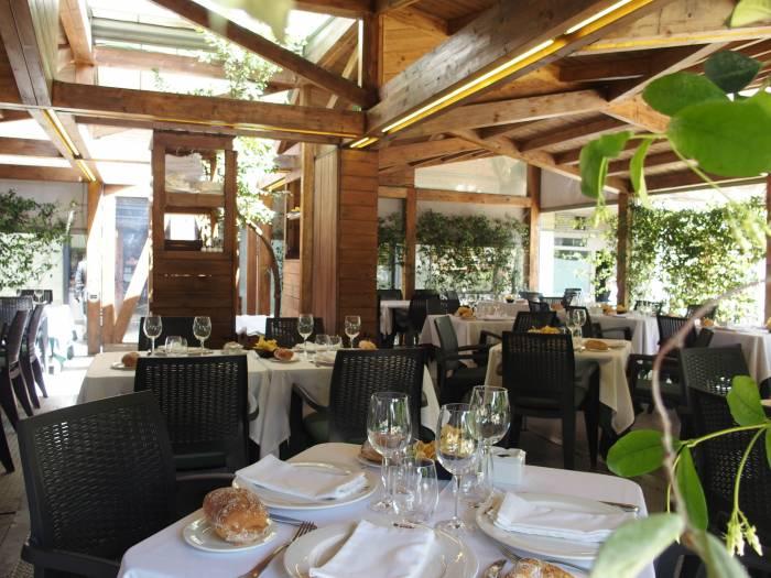 LA ANCHA. Una terraza de verano imprescindible para disfrutar de la mejor cocina