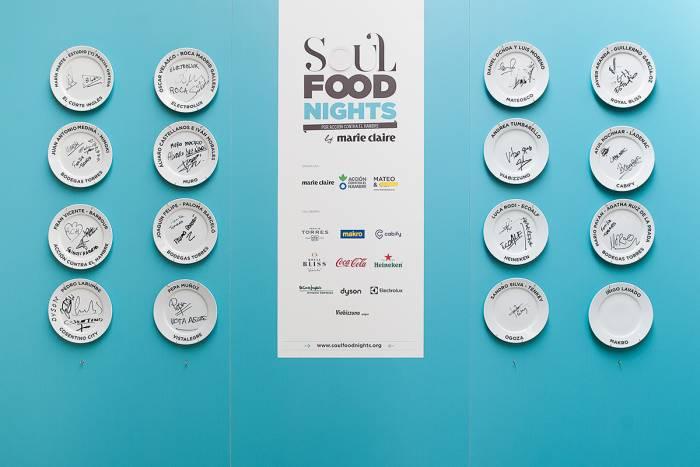 SOUL FOODS NIGTHS. La moda y la alta cocina de nuevo juntos en Madrid