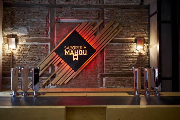 SABORERÍA MAHOU. Un homenaje al arte de la buena cerveza