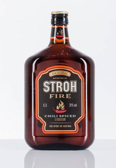 STROH FIRE SPICE. El espíritu de Austria llega a España