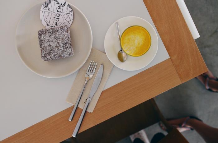 FEDERAL CAFÉ. Una deliciosa tentación llamada Leche Dorada