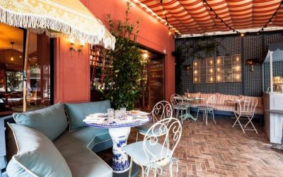 MADAME SUSHITA. Gastronomía japonesa en una terraza muy chic