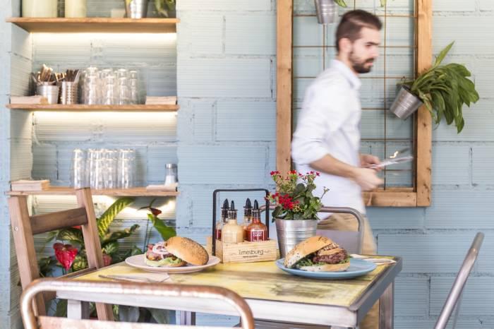 TIMESBURG. La vuelta al mundo en una deliciosa hamburguesa