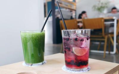 FEDERAL CAFÉ. Refrescantes bebidas para el verano