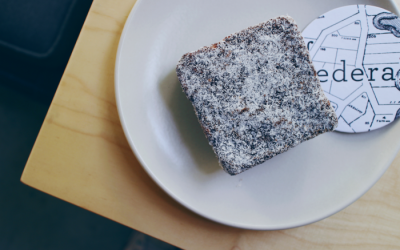 FEDERAL CAFÉ. Dulces con raíces australianas
