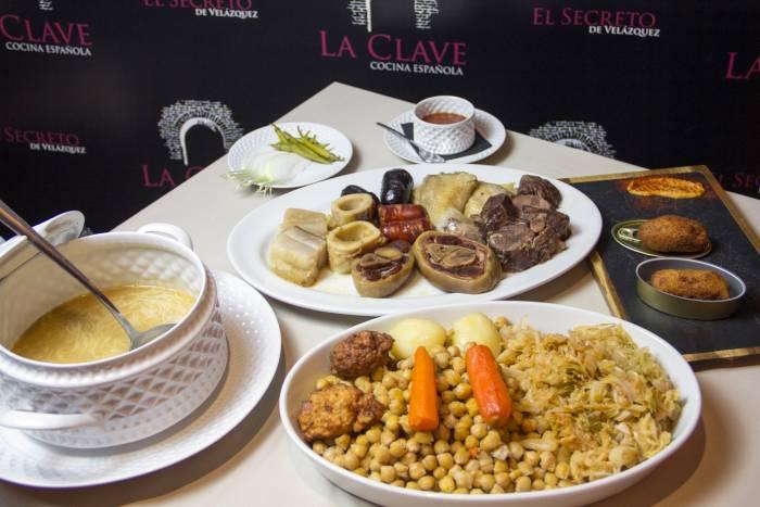 LA CLAVE. Saboreando la I Semana de la Cocina Madrileña