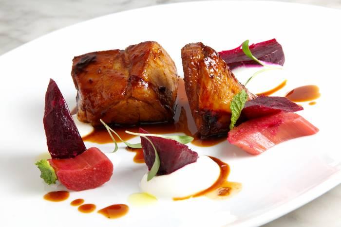 CASA GADES. El sabor protagonista de una atractiva cocina de autor