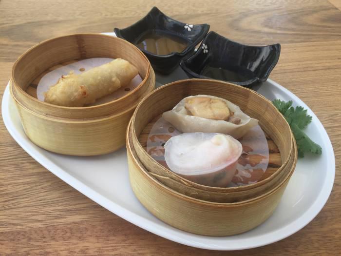 KION & SUI. Atractiva semana de la tapa cantonesa
