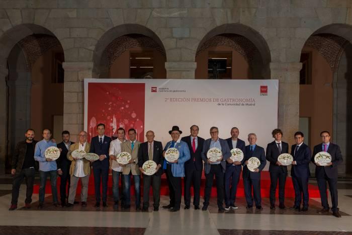 PREMIOS DE LA ACADEMIA MADRILEÑA DE GASTRONOMÍA. Un reconocimiento al dinamismo de Madrid.