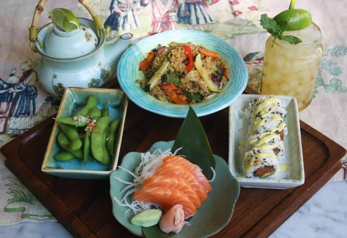 SUSHITA CAFÉ. Una apuesta rotunda por la comida healthy