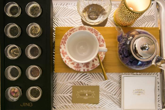 NH COLLECTION PASEO DEL PRADO. Estilo británico para el ritual del té