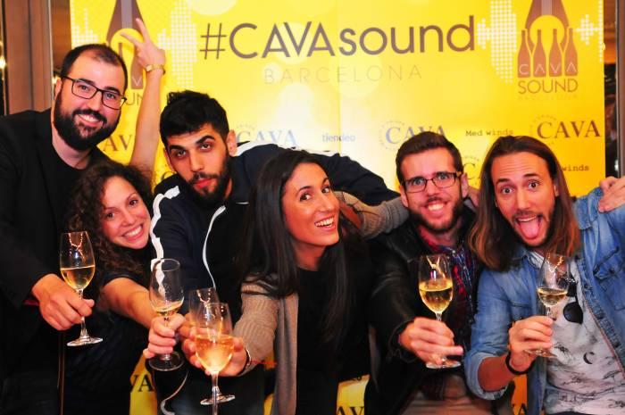 CAVA SOUND BARCELONA. Buenos momentos para disfrutar