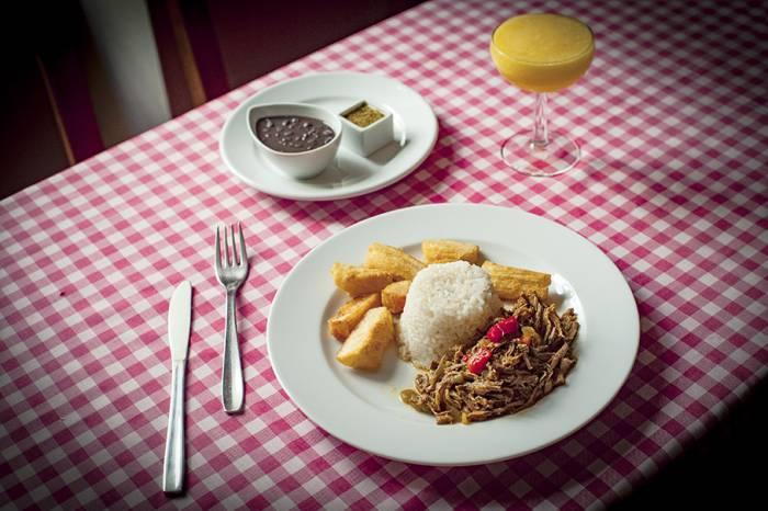 ZARA. Fascinantes sabores cubanos al son de Madrid