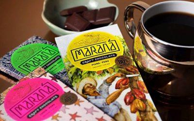 MARANÁ. El chocolate gourmet peruano llega a España