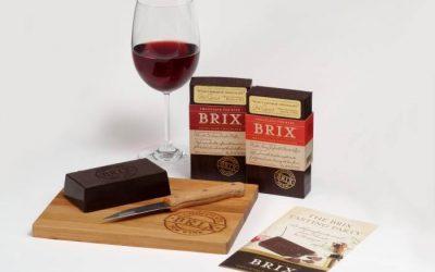 BRIX. El chocolate premium que marida a la perfección con el vino
