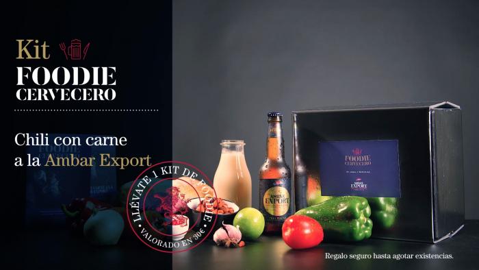 AMBAR EXPORT. Una aventura para Foodies Cerveceros