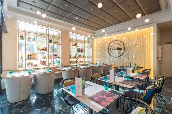 TABLAFINA. Un espacio versátil y atractivo donde los quesos son una pasión