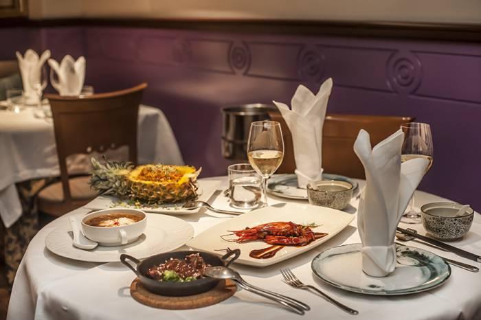 THE ONE. Armonía y equilibrio en la delicada cocina de Hong Kong