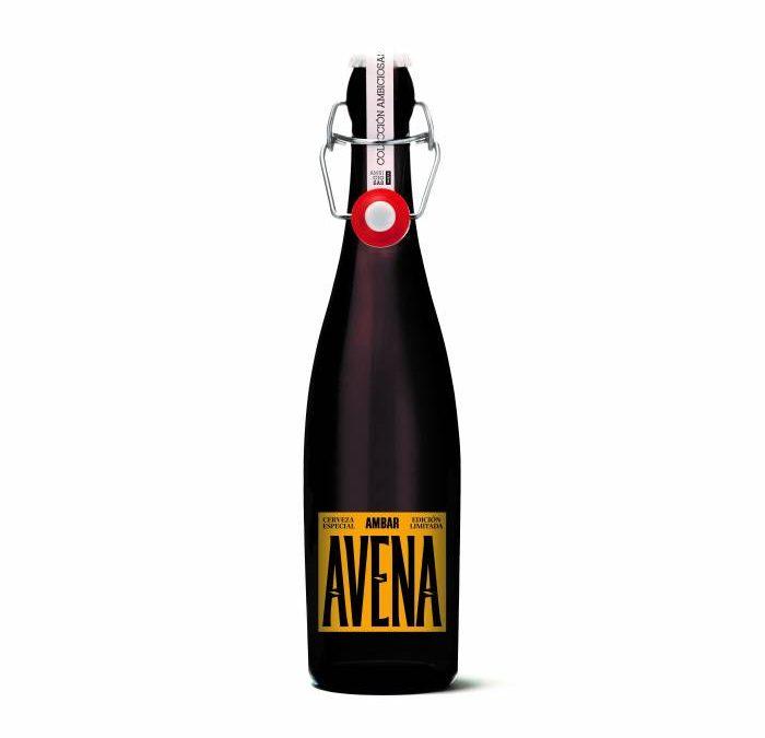 AMBAR AVENA. Una cerveza deliciosa y ambiciosa