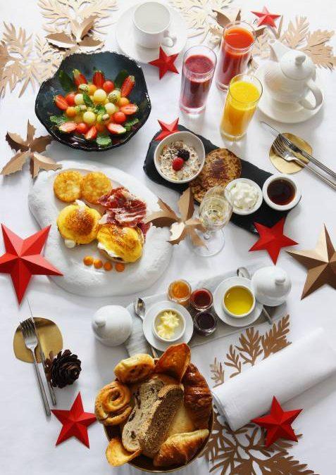 GRAN MELIÁ FÉNIX. La Navidad cosmopolita y gastronómica