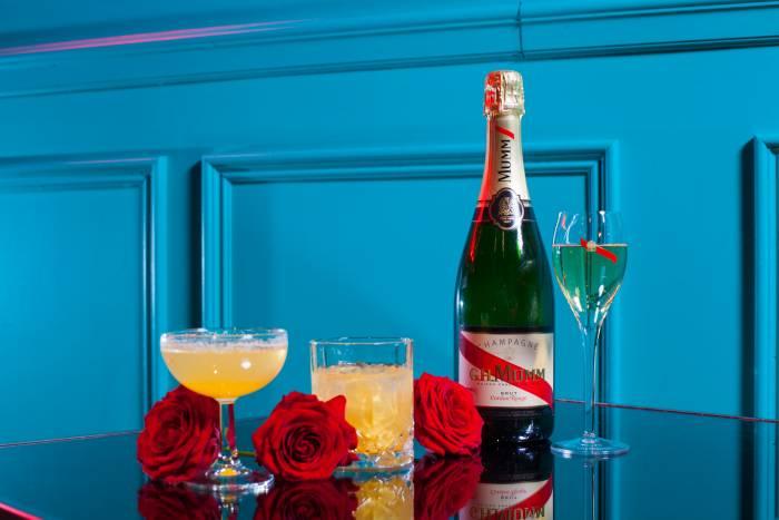 G.H.MUMM. Un experiencia única para los amantes del champagne