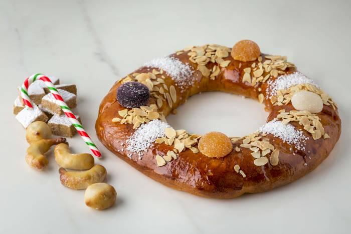 LE BEC-FIN. Delicada pastelería francesa para la magia de los Reyes
