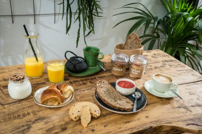 LEVADURAMADRE. La panadería artesana estrena Coffee Bakery