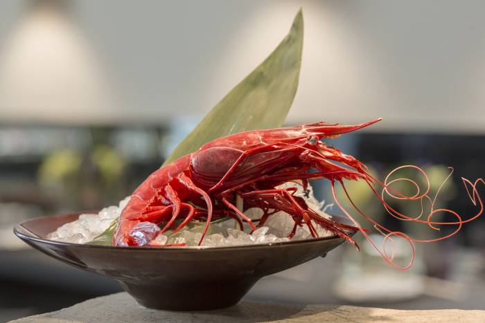 KIRIKATA. Alta cocina japonesa con estilo ARZÁBAL