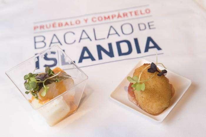 BACALAO DE ISLANDIA. Calidad gastronómica con un sabor especial