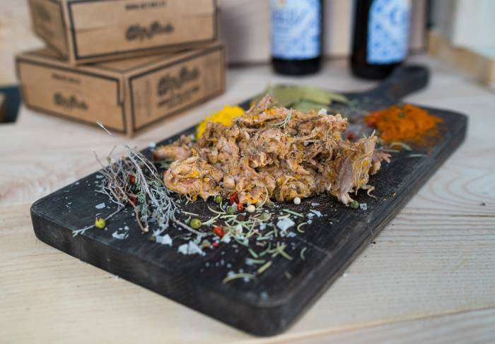 HEY JOE'S. Un espectáculo de sabor llamado Smoked Pulled Pork