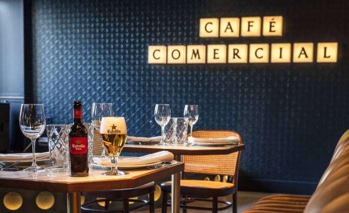 CAFÉ COMERCIAL. Comienzan las Estrella Damm Music Sessions