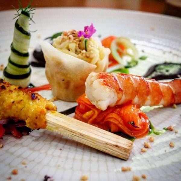 INTERCONTINENTAL MADRID. La seducción de los sabores de Indonesia