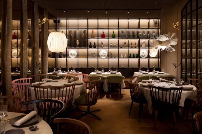 ALAMEDA. El nuevo espacio gastronómico de Jorge Juan