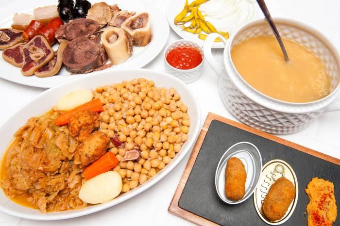 VIII RUTA DEL COCIDO MADRILEÑO. La tradición del sabor y de la cuchara
